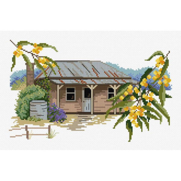 Wattle Cottage  577108