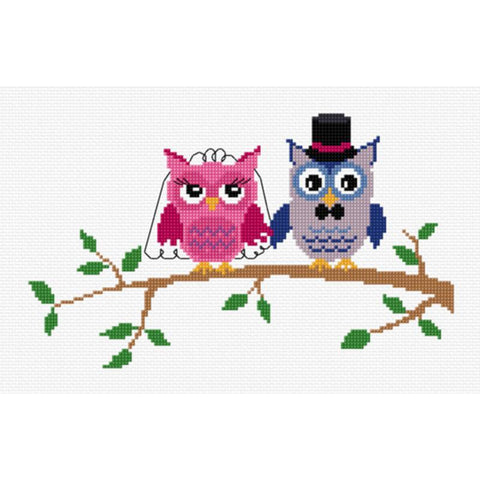 Owl Wedding  577110