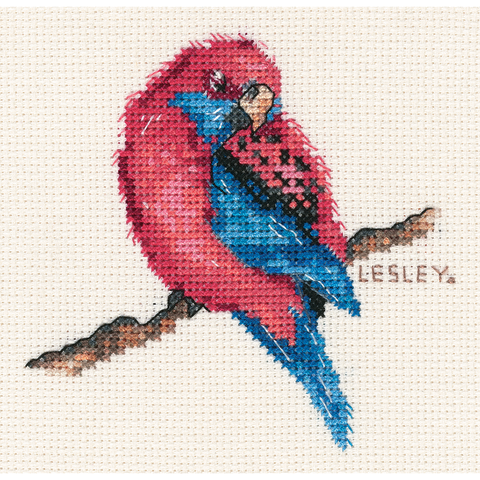 Crimson Rosellas - Small 582113