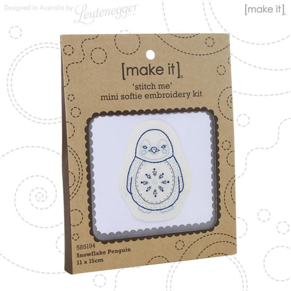Mini Stitch Me Penguin 585194