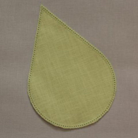 Tear Drop Shape 7028/614