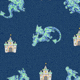 DRAGONS RULE - A-MAIZE-ZING CX8847-NAVY