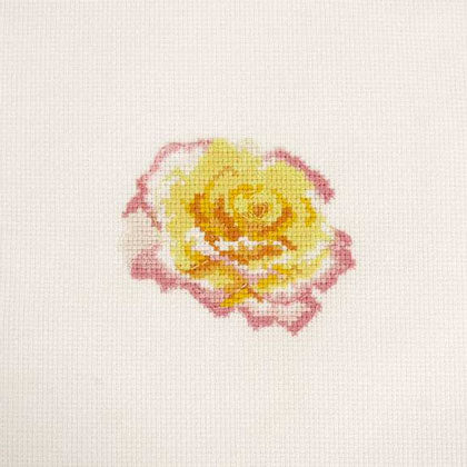 BK1413 Yellow Rose Mini Kit
