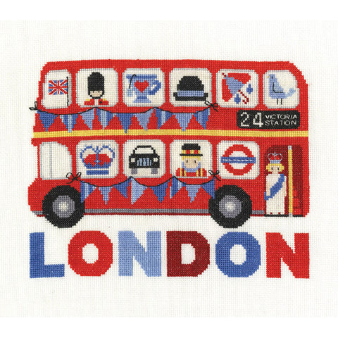BK1648 London Bus