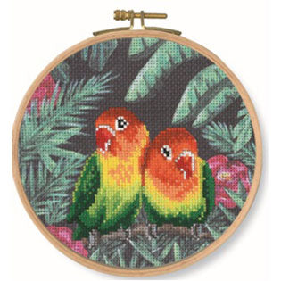 BK1791 Love Birds