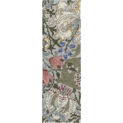 BL1173-77 Golden Lilly Bookmark