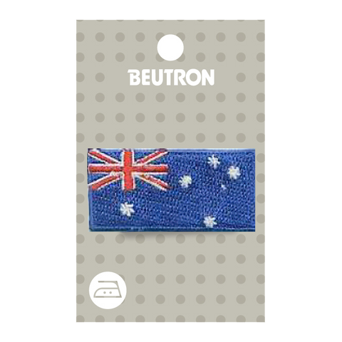 Motif Australian Flag Minimum 5