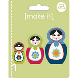 Motif Makeit Three Dolls Minimum5