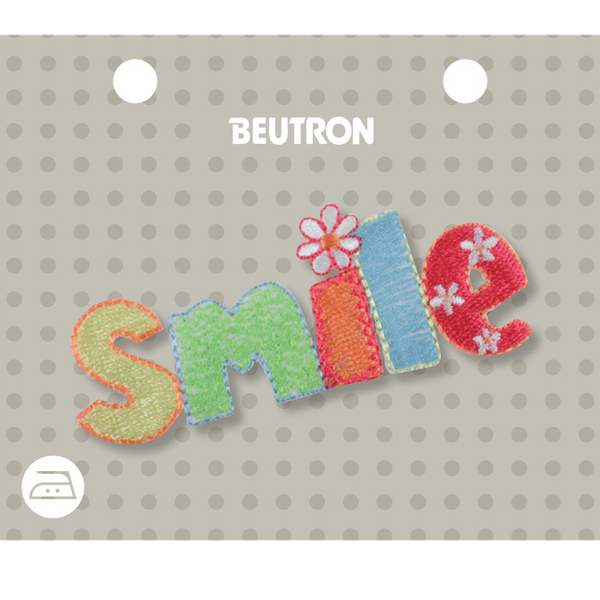 Motif Multi Coloured Smile Minimum 5