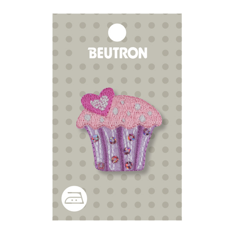 Motif Sequin Cupcake Minimum 5