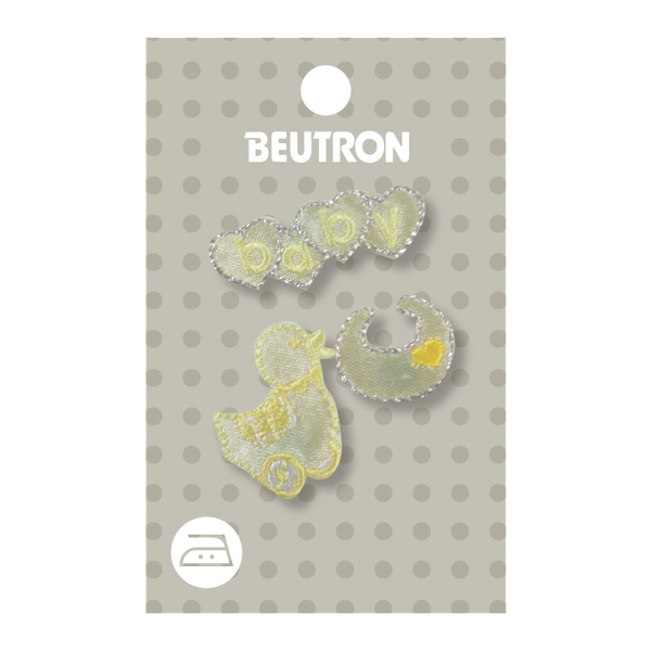 Motif Lemon Duck Set Minimum 5