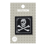 Motif Sea Patch Skull Minimum 5
