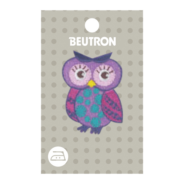 BEUT MTF OWL PURPLE