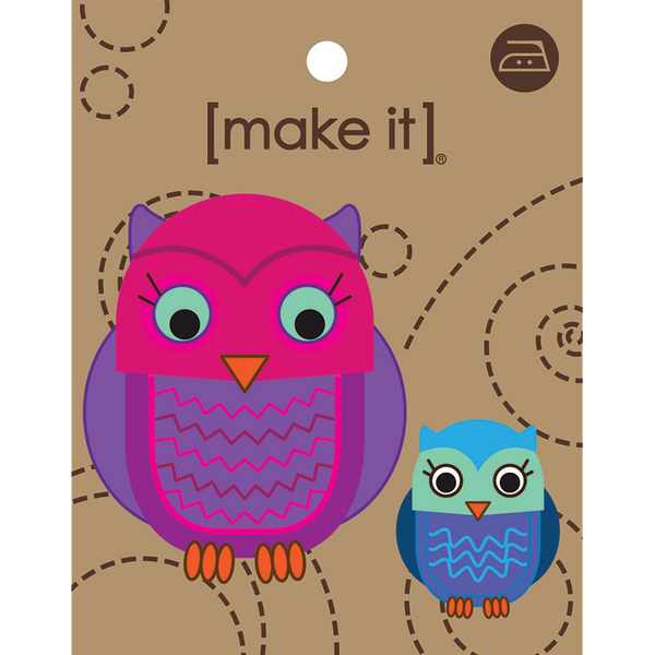 Mi Motif Bright Owls Mum Minimumi M5