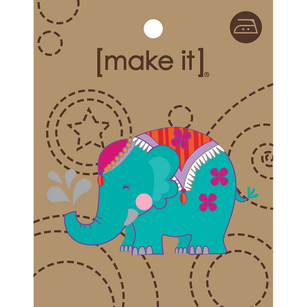 Makeit Motif Exotic Elephant M5