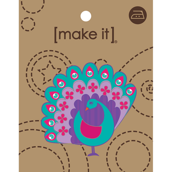 Makeit Motif Exotic Peacock M5