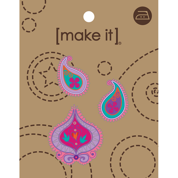 Makeit Motif Exotic Paisleys M5