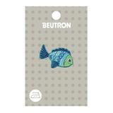 BEUT MTF FISH BLUE