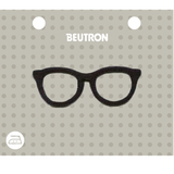BEUT MTF GLASSES BLACK
