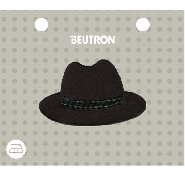 BEUT MTF HAT BLACK