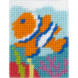 C06N88K- DMC I CAN STITCH-CLOWN FISH