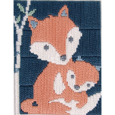 C300K - DMC I CAN STITCH-GASPAR THE FOX