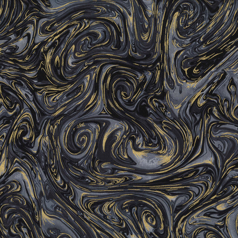 METALLIC MARBLE BLACK CM1087-BLACK