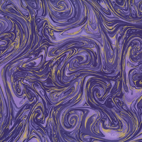 METALLIC MARBLE GRAPE CM1087-GRAPE