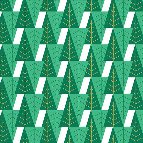 A GNOME TO FA LA - FA LA LA TREE - CM8869-GREEN