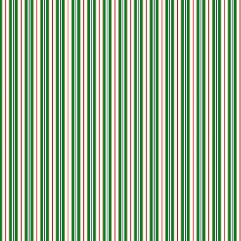 VINTAGE HOLIDAYS PEPPERMINT STICK CM9640-GREEN