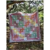 Free Project -  Leutenegger - Betty's Pantry Restocked - Chain Reaction Quilt