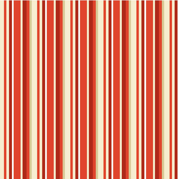 BABY BOOMERS - BABY STRIPE CX8776-RED