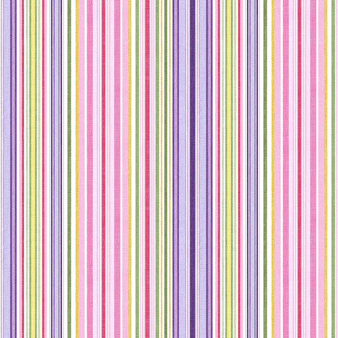 SOMERSET - CX8909-PINK - LAWN STRIPE