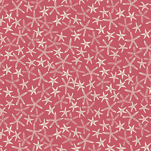 BY THE SEA - STARFISH - CX9108-CORAL