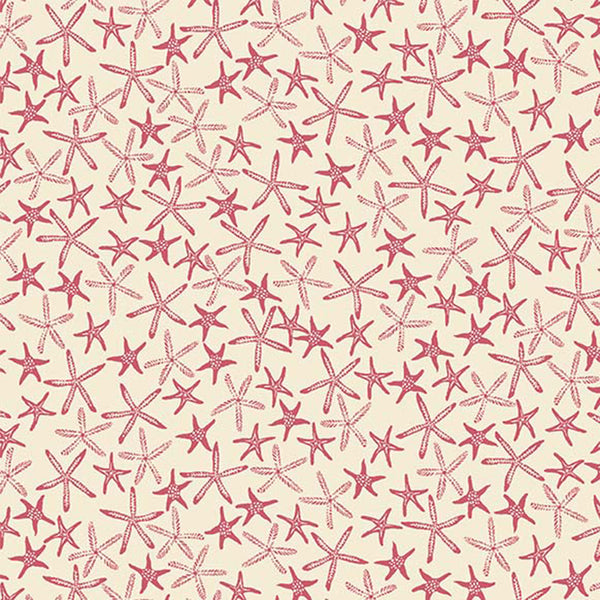 BY THE SEA - STARFISH - CX9108-CREAM