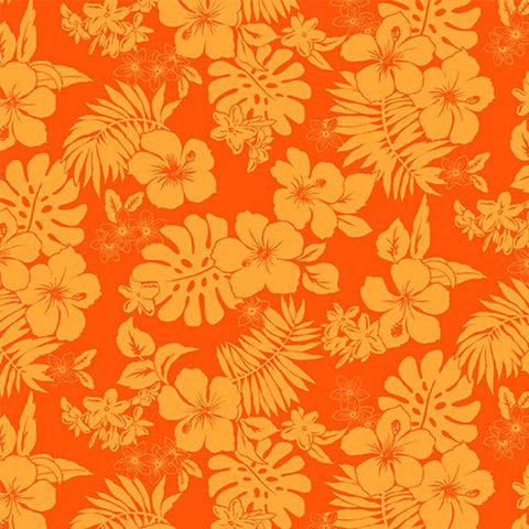 LOST IN PARADISE - HOT TROPICS - CX9119-ORANGE