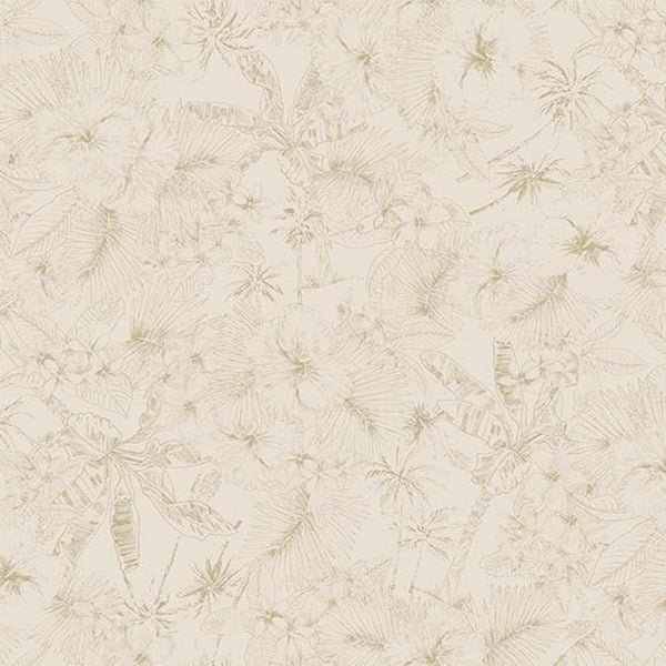 LOST IN PARADISE - ALOHA SPIRIT - CX9120-CREAM