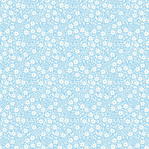 COUNTRY COTTAGE  - SWEET NOTHINGS - CX9233-BLUE