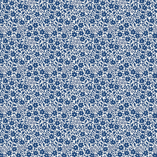 COUNTRY COTTAGE  - SWEET NOTHINGS - CX9233-NAVY
