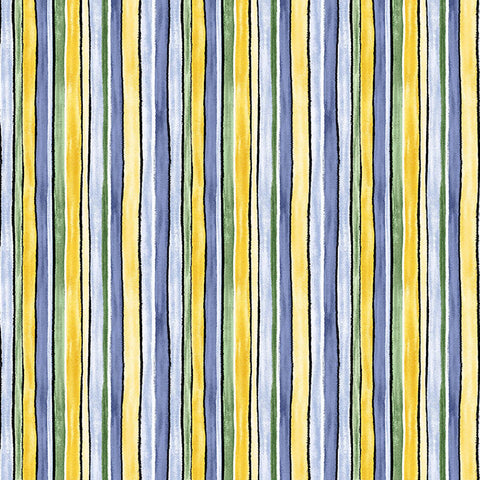 LIMONCELLO - CITRUS STRIPE - CX9251-BLUE