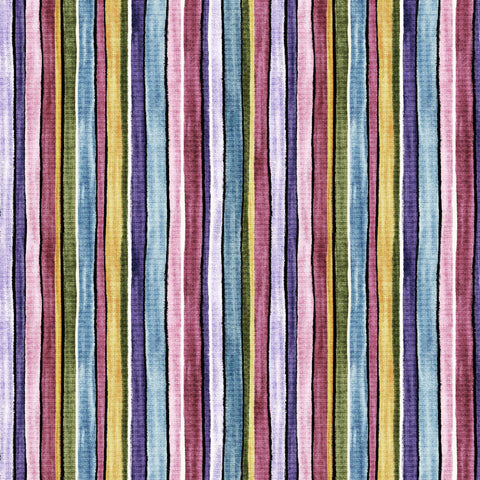 FRAGRANT ROSES-SCENTED STRIPE CX9448-MULTI