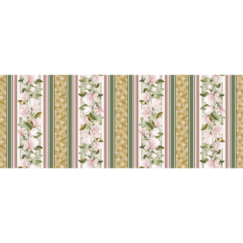 MAGNOLIA-MAGNOLIA STRIPE CX9519-CREAM