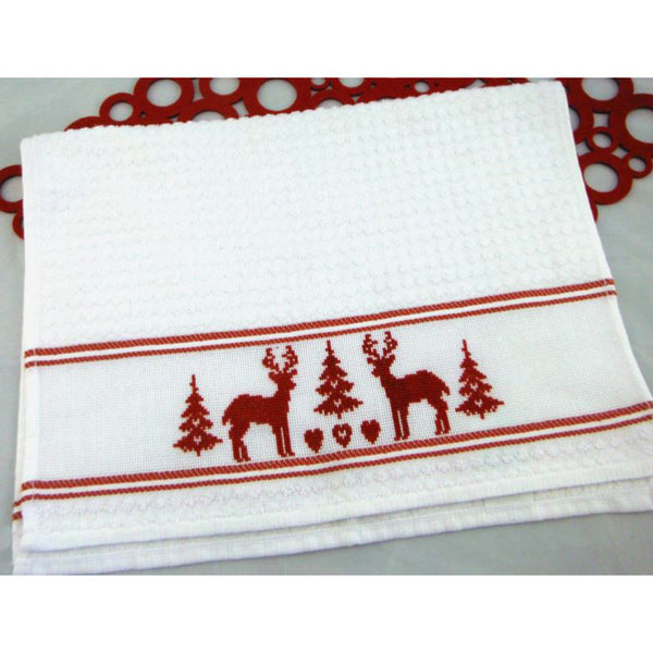 Free Project - Christmas Towel
