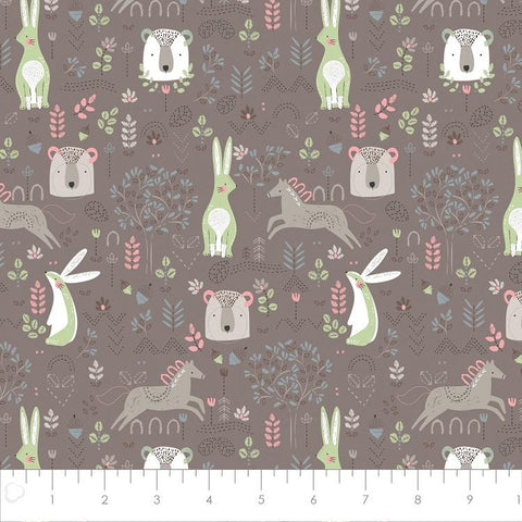 PRETTY LITTLE WOODS 21180501-03 taupe
