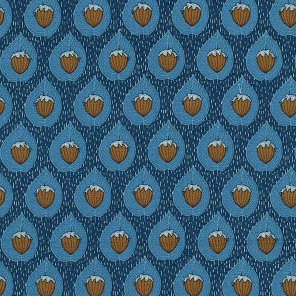 Forest Gifts by Axelle Design Last Hazelnut Indigo-DC8317-INDI-D