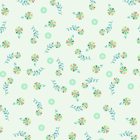 DELIGHT - TWIRL ON HIGH DENSITY COTTON - DC8679-MINT