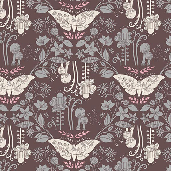 DELIGHT - DAYDREAMING ON HIGH DENSITY COTTON - DC8680-TAUPE