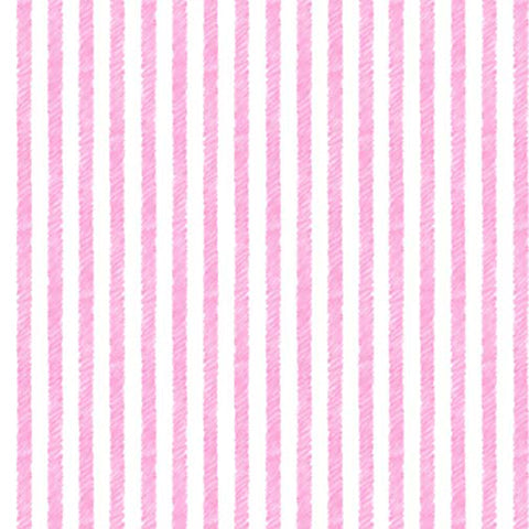 HONEY BUNNY - PALETTE STRIPE - DC9089-PINK