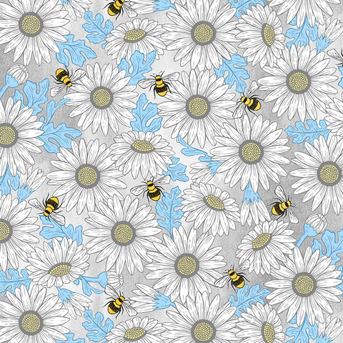 QUEEN BEE - FEED THE BEES - DC9160-GRAY