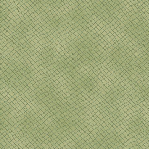 BORN TO SEW - LINEN LINES DC9433 - GREEN